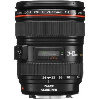 Objetivo Canon EF 24-105mm f4L IS USM