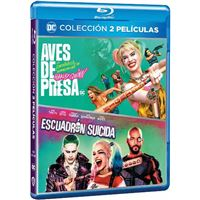 Pack Aves de Presa + Escuadrón Suicida - Blu-ray