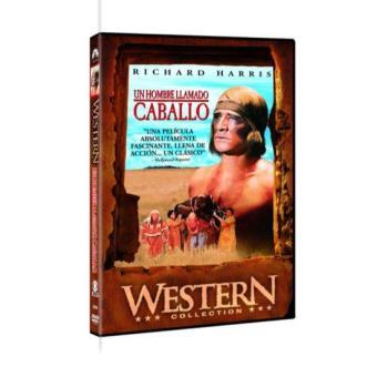 Un hombre llamado caballo - DVD