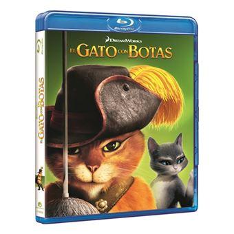 El gato con botas - Blu-Ray