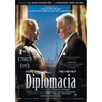 Diplomacia - DVD