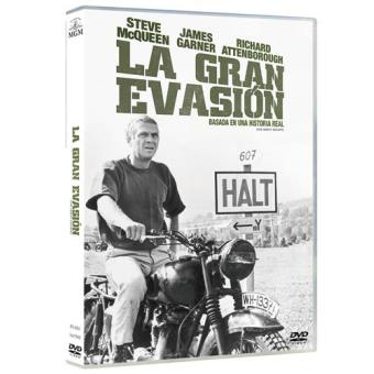 La gran evasión - DVD