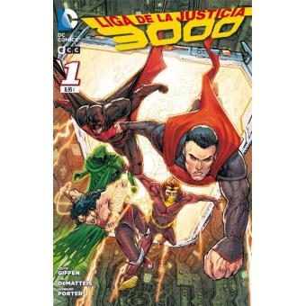 Liga de la Justicia 3000 1