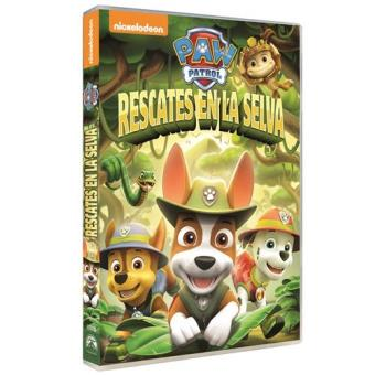 Patrulla canina 13. Rescates en la selva - DVD