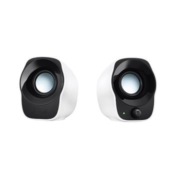 Altavoces 2.0 Logitech Stereo Speakers Z120