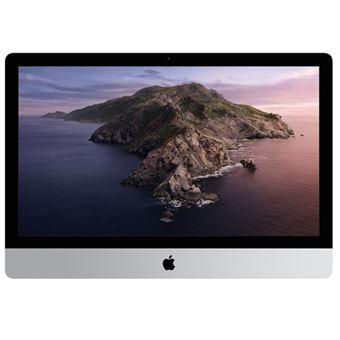 iMac con Pantalla Retina 5K 27'' i9 3.6GHz 512GB