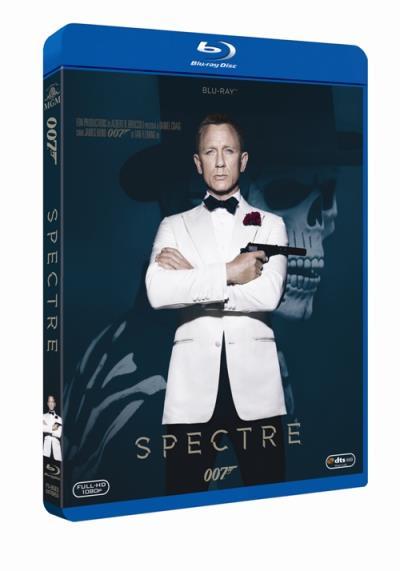007 Spectre - Blu-Ray