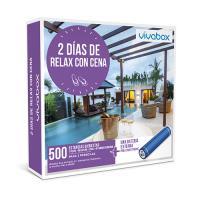 Caja Regalo VivaBox - 2 días de relax con cena