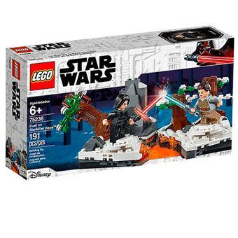 LEGO Star Wars 75236 Duelo en la Base Starkiller
