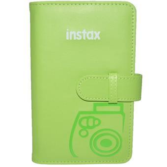 Álbum de fotos Fujifilm Verde lima para Instax Mini 9