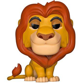 Figura Funko Disney El Rey León - Mufasa