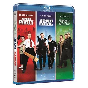 Trilogía del Cornetto - Blu-Ray
