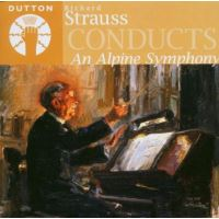 Strauss conducts an alpin