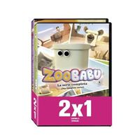Pack Canimals + Zoobabu - DVD