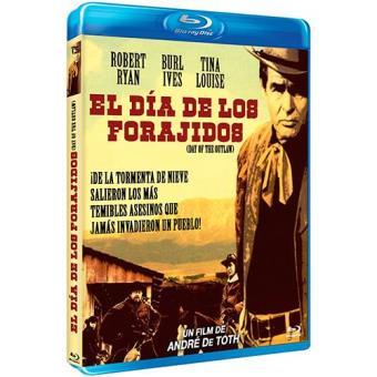 El día de los forajidos - Blu-Ray