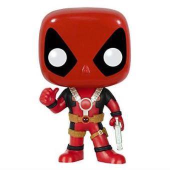 Figura Funko Marvel - Deadpool Pulgar Arriba