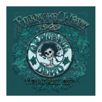 Album Fillmore West, San Francisco, Ca 2/28/69 - 5 Vinilos