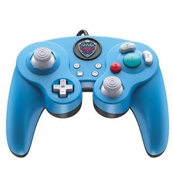 Mando con cable Smash Pro Zelda Link Nintendo Switch