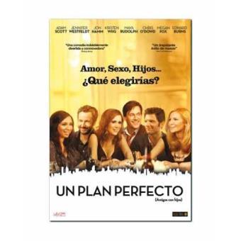 Un plan perfecto (Amigos con hijos) - DVD