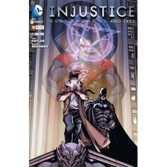 Injustice: Gods among us núm. 26