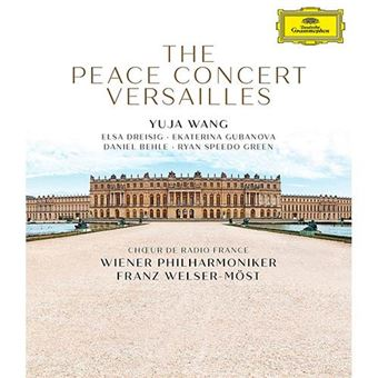 The Peace Concert Versailles - BluRay