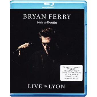 Live In Lyon (Formato Blu-Ray)