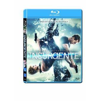 La Serie Divergente: Insurgente - Blu-Ray