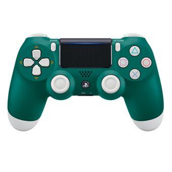 Mando inalámbrico Sony DualShock 4 Verde Alpino para PS4