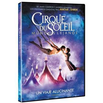 Cirque Du Soleil: Mundos lejanos - DVD