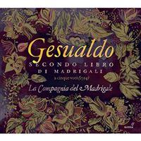 Carlo Gesualdo - Secondo Libro di Madrigali - 1594