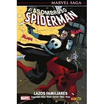 Marvel Saga 41. El Asombroso Spiderman 18. Lazos familiares