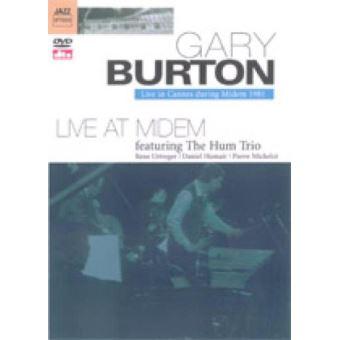 Live at midem-gary burton
