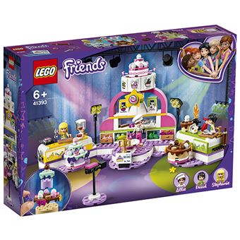 LEGO Friends 41393 Concurso de Repostería