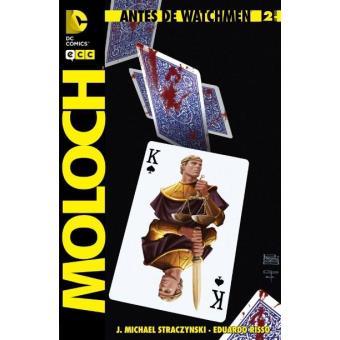 Antes de Watchmen. Moloch 2