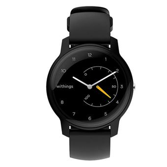 Pulsómetro Withings Move Negro