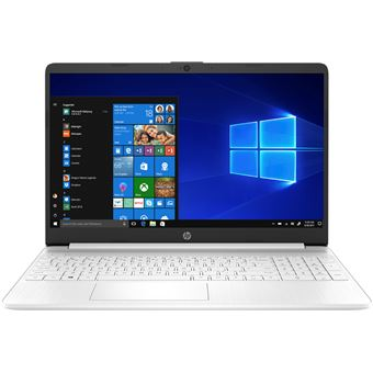 Portátil HP Notebook 15s-fq1053ns 15,6'' Blanco