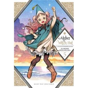 Atelier of witch hat 5 Ed especial