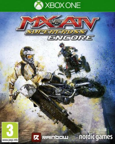 Mx Vs Atv Supercross Encore Edition Xbox One Para Los Mejores