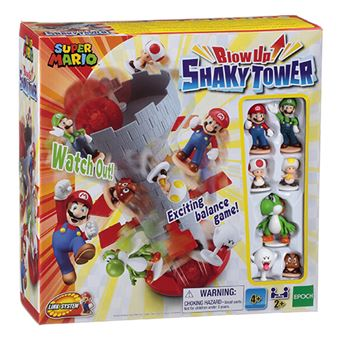 Super Mario Blow Up! Shaky Tower
