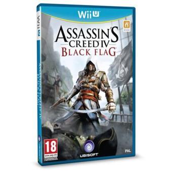 Assassin's Creed IV Black Flag Wii U