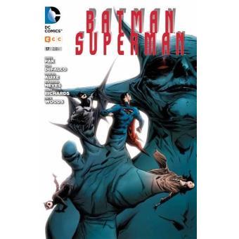 Batman/Superman núm. 17 grapa