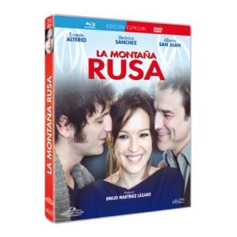 La montaña rusa - Blu-Ray + DVD