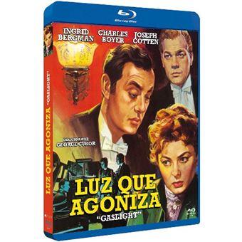 Luz que agoniza - Blu-Ray