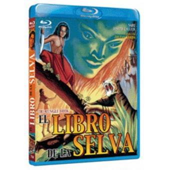 El libro de la selva - Blu-Ray
