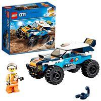 LEGO City Great Vehicles 60218 Coche de Rally del Desierto