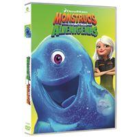Monstruos contra Alienígenas - DVD