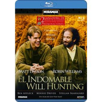 El indomable Will Hunting - Blu-Ray