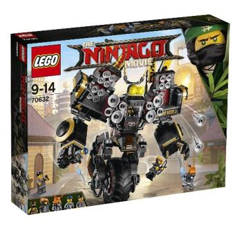 LEGO Ninjago - Robot sísmico