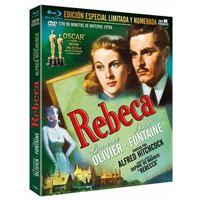 Rebeca  Ed Coleccionista - Blu-ray + DVD Extras + 8 postales