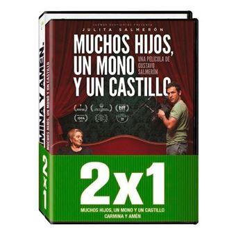 Pack Muchos hijos, un mono y un castillo + Carmina y Amén - DVD